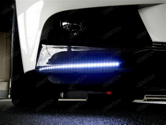 BMW - E90 - 335i - LED - light - strips - 1